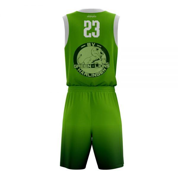 basketbal shirts en shorts CUSTOM MADE! NU 15 tenues voor 750!