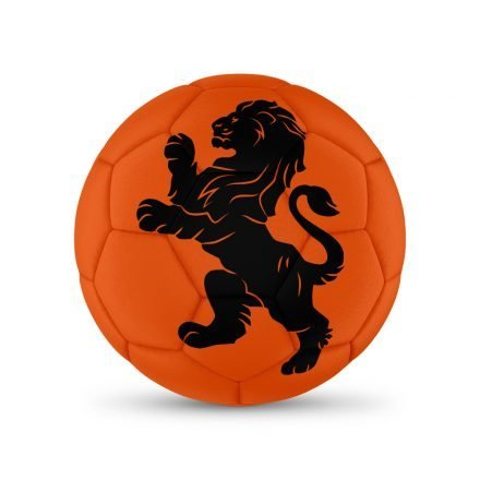 Oranje leeuwen voetbal Nederlands elftal