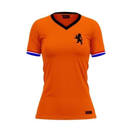 Voetbalshirt dames Nederlands Elftal EURO2020 DUTCH LIONS design