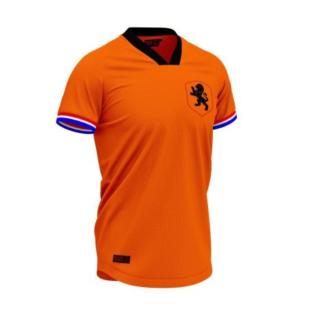 Voetbalshirt man Nederlands Elftal EURO2020 DUTCH LIONS design