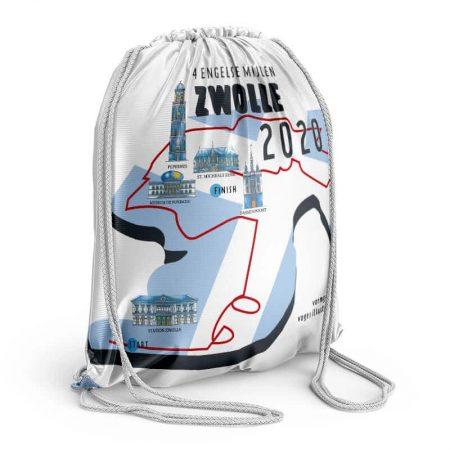 4 Engelse Mijl Zwolle rugzak