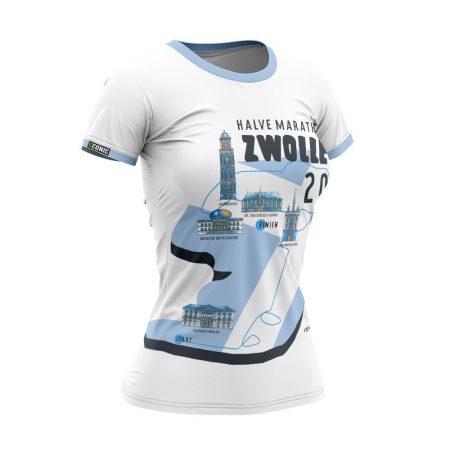 Halve-marathon-Zwolle-woman-shirt-ECONIC