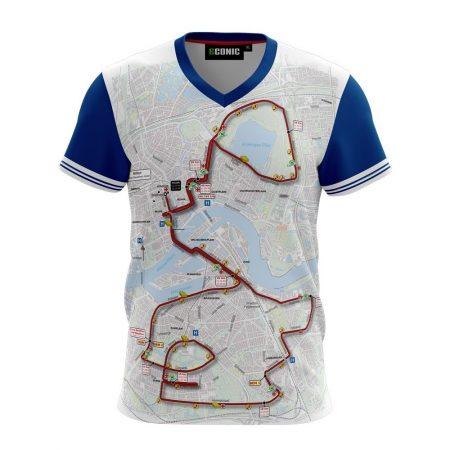 Rotterdam marathon hardloopshirt heren en dames