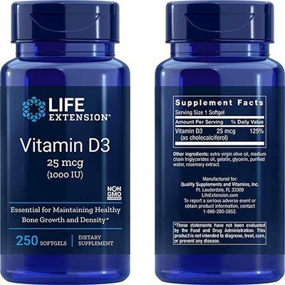 Vitamine D3 is een must voor een sterke gezondheid